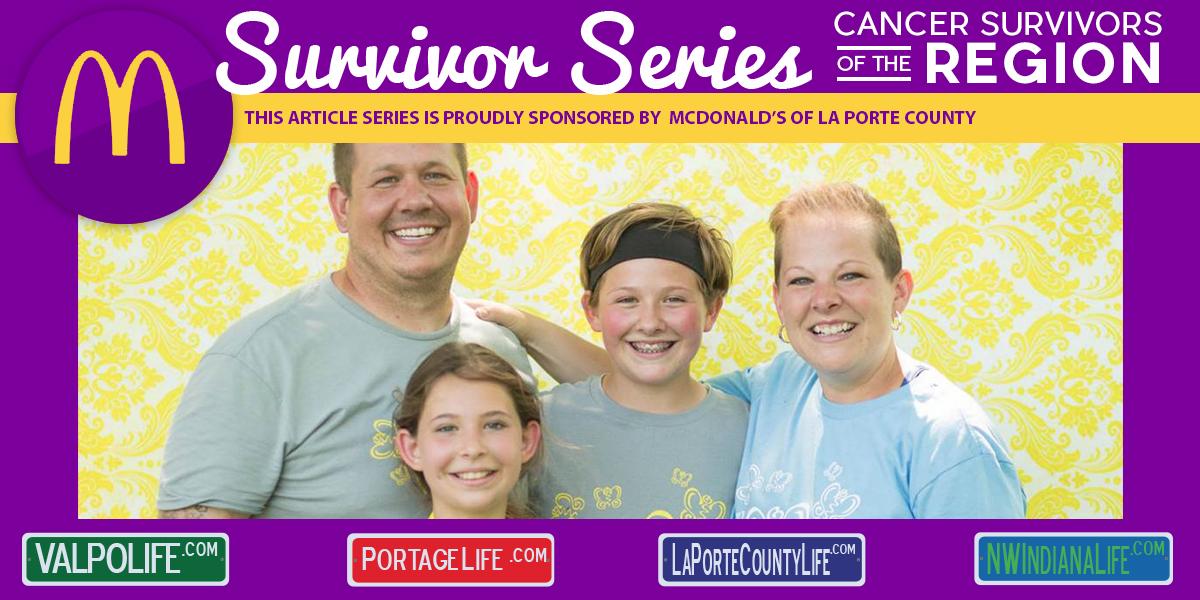 Survivor Series – Cancer Survivors in the Region: Kerri Midkiff