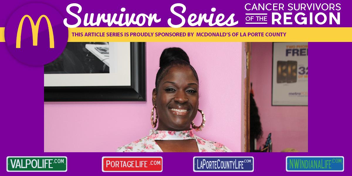 Survivor Series: Cancer Survivors in the Region: Shawniece Robinson