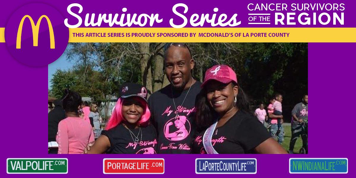 Survivor Series – Cancer Survivors in the Region: Stacey Smith