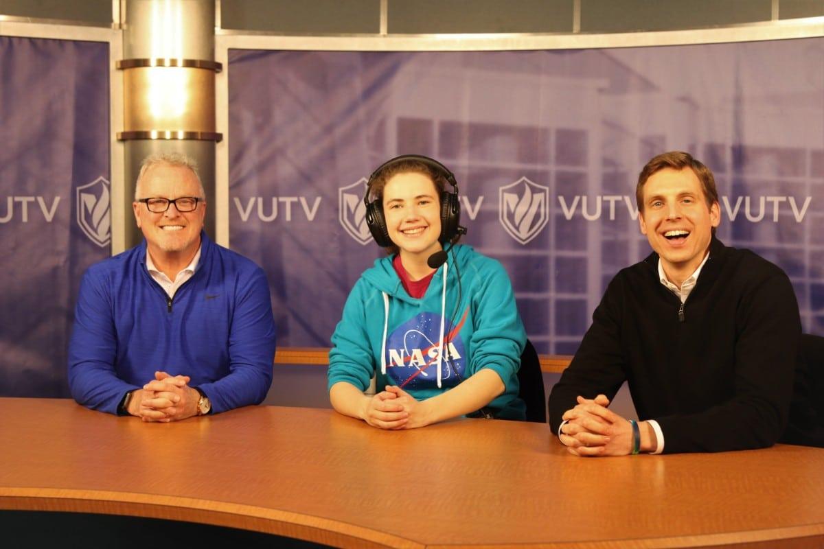 "Valparaiso University TV launches new show ""Watchya Reading?"""