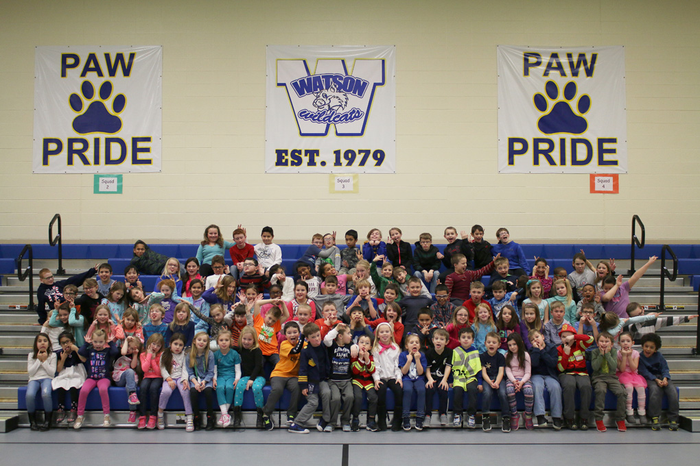 Watson Students Raise Over $4,400 with Math-A-Thon Mania